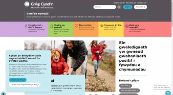 Grwp Cynefin Estate Agents in Re-Sales