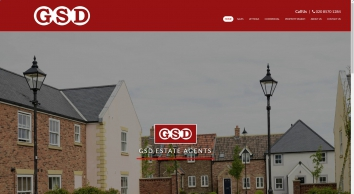 GSD Estate Agents - Welcome to GSD