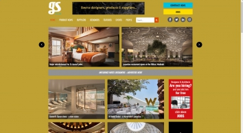 GS Magazine - leading UK Hotel & Hospitality Interior Design Magazine & Directory