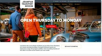 Grampian Transport Museum