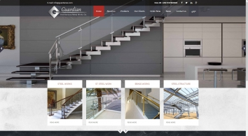 Home | Guardian is a leading company in field of Architectural Metal Works