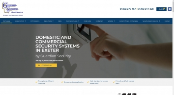 Guardian Security (South West) Limited