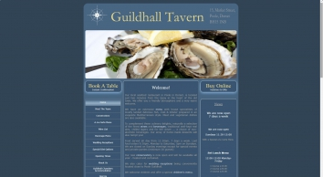 Guildhall Tavern Restaurant in Poole