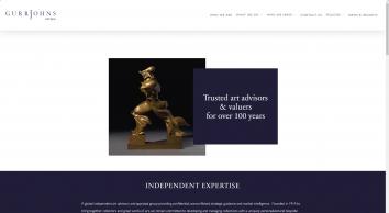 Home - Gurr Johns - Global Leaders in Art Appraisal & Acquisition