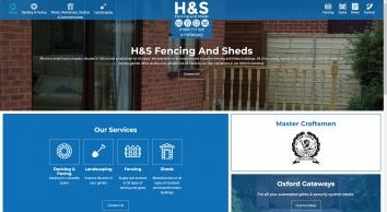 H & S Fencing & Sheds