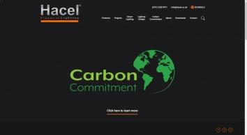 Homepage - Hacel Lighting