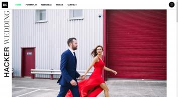 Hacker Wedding Photography