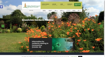Hadlow Parish Council  - Hadlow Parish Council Website | nr. Tonbridge, Kent, UK - Serving the Community