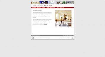Hans Haenlein Architects Ltd