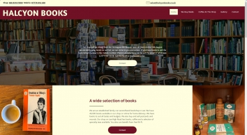 Second hand books | Halcyon Books