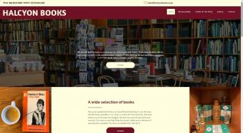 Second hand books | Halcyon Books