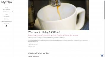 Haley and Clifford Business Lunch, Catering, Food Delivery Leeds