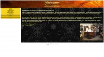 Jamie Halford Ba(Hons) Restoration