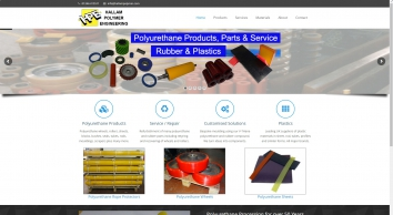 Hallam Polymer Engineering - V-Thane Polyurethane Products, Parts and Repair