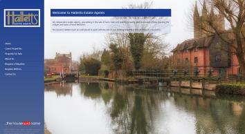 Halletts Estate Agents, Newbury