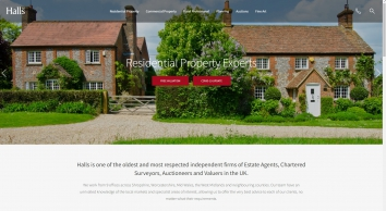 Halls Estate Agents , Shrewsbury