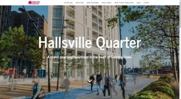 Home - Hallsville Quarter