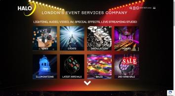 Halo Lighting Ltd