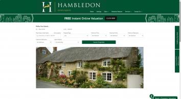Hambledon Estate Agents, Gillingham