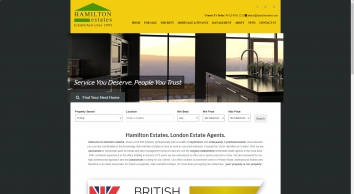 Hamilton Estates, Wembley