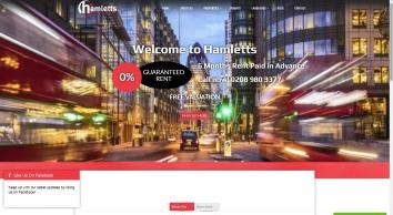 Hamletts Limited