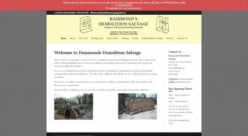 Hammond\'s Demolition Salvage