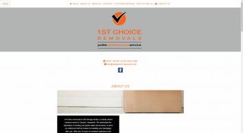 1st Choice Removals