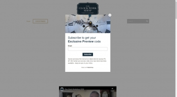The Clock Work Shop Winchester