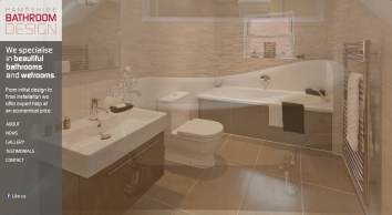 Hampshire Bathroom Design