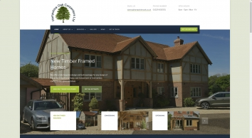 Hampshire Oak Carpenters Ltd - Oak Framed Building
