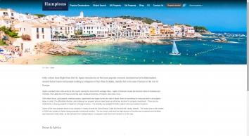 Hamptons International in Spain