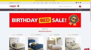 Hamseys Trading Ltd