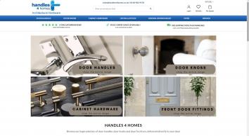 Handles4Homes Door Handles & Ironmongery