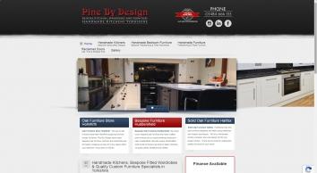Pine By Design Kitchens & Wardrobes - Handmade Kitchens Yorkshire