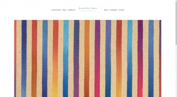 Jacqueline James Hand Woven Rugs