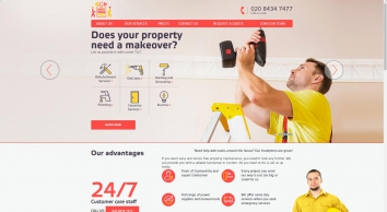 Professional Handyman Services in London Call 020 8434 7477