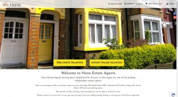 Hane Estate Agents, London