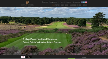 Hankley Common Golf Club Professionals Shop