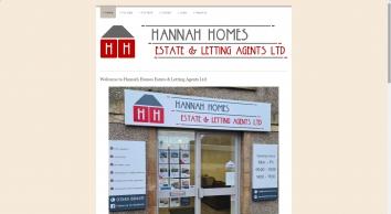 Hannah Homes