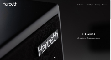 Harbeth        Acoustics