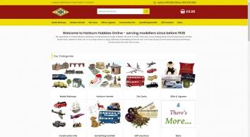 Harburn Hobbies Ltd