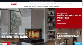 Kaminöfen und Kachelöfen- Kamine- und Stahlöfen, Pelletöfen von Hark