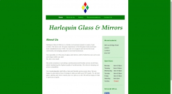 Harlequin Glass & Mirrors