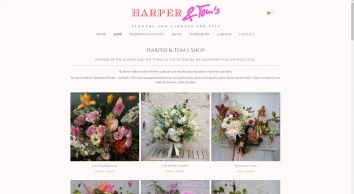 Harper & Tom\'s Flowers