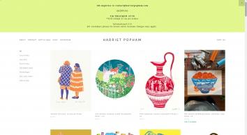 Harriet Popham