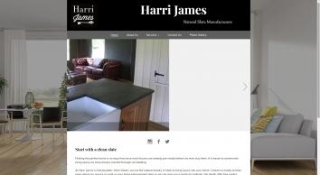 Harri James Slate