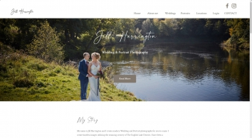 Homepage of Harringtons Photographers of Cumbria
