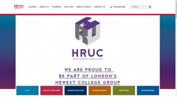 Home - Harrow College
