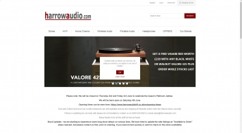 Harrow Audio