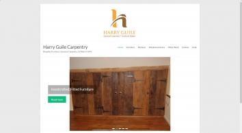 Harry Guile Carpentry - Bespoke Furniture | General Carpentry | 07966 573491